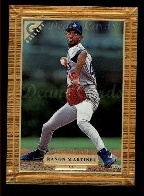 1997 Topps Gallery #53  Ramon Martinez