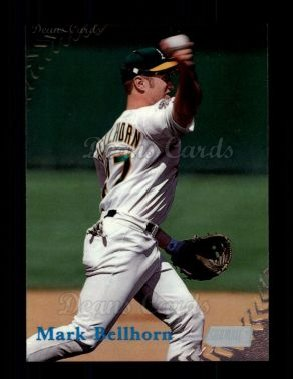 1998 Topps Stadium Club #103  Mark Bellhorn
