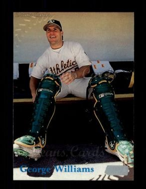 1998 Topps Stadium Club #109  George Williams