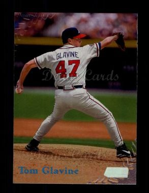 1998 Topps Stadium Club #127  Tom Glavine