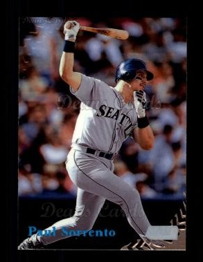1998 Topps Stadium Club #177  Paul Sorrento