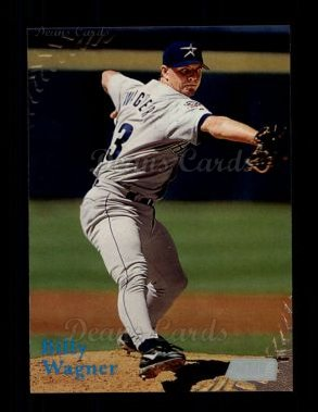 1998 Topps Stadium Club #201  Billy Wagner