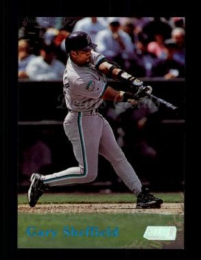1998 Topps Stadium Club #262  Gary Sheffield