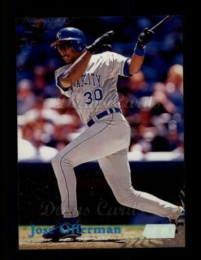 1998 Topps Stadium Club #282  Jose Offerman