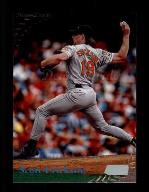 1998 Topps Stadium Club #283  Scott Erickson