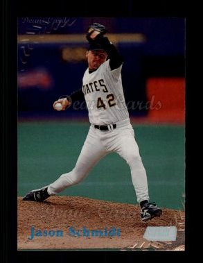 1998 Topps Stadium Club #309  Jason Schmidt