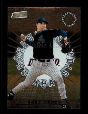 1998 Topps Stadium Club #310  Andy Benes