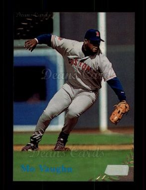 1998 Topps Stadium Club #32  Mo Vaughn