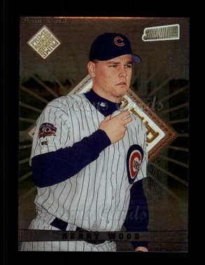 1998 Topps Stadium Club #340  Kerry Wood