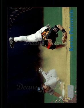 1998 Topps Stadium Club #341  Kevin Polcovich