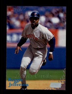1998 Topps Stadium Club #37  Reggie Jefferson