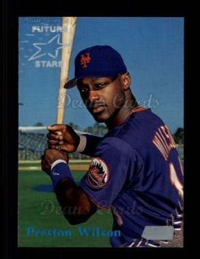 1998 Topps Stadium Club #377  Preston Wilson