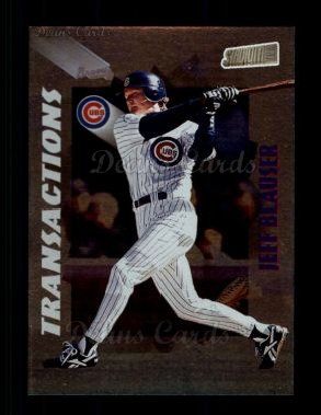 1998 Topps Stadium Club #392  Jeff Blauser