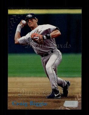 1998 Topps Stadium Club #49  Craig Biggio