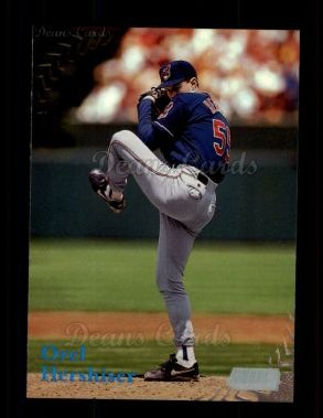 1998 Topps Stadium Club #63  Orel Hershiser