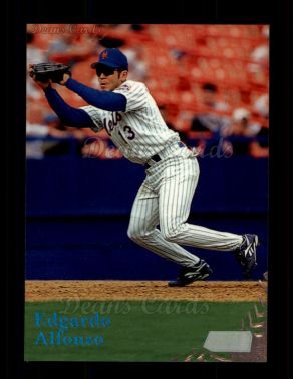 1998 Topps Stadium Club #72  Edgardo Alfonzo
