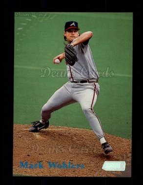 1998 Topps Stadium Club #82  Mark Wohlers