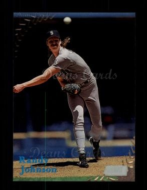 1998 Topps Stadium Club #88  Randy Johnson