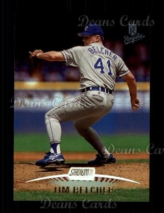 1999 Topps Stadium Club #124  Tim Belcher