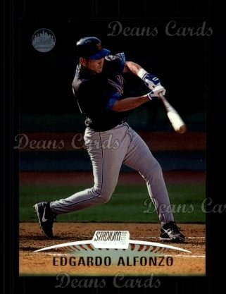 1999 Topps Stadium Club #138  Edgardo Alfonzo