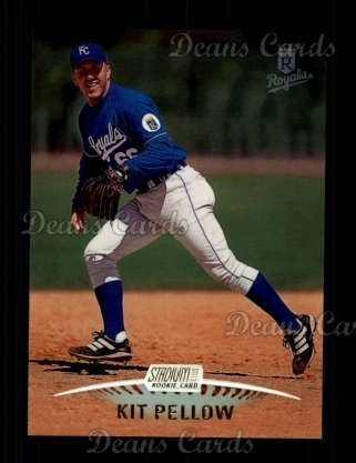 1999 Topps Stadium Club #146  Kit Pellow