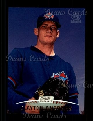 1999 Topps Stadium Club #147  Clayton Andrews