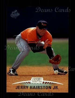1999 Topps Stadium Club #148  Jerry Hairston Jr.
