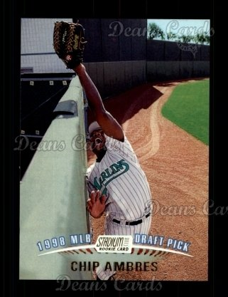 1999 Topps Stadium Club #150  Chip Ambres