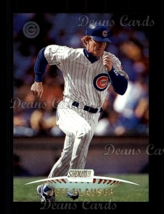 1999 Topps Stadium Club #189  Jeff Blauser