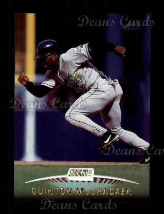 1999 Topps Stadium Club #199  Quinton McCracken