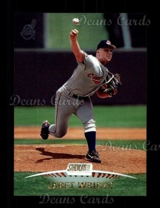 1999 Topps Stadium Club #216  Jaret Wright