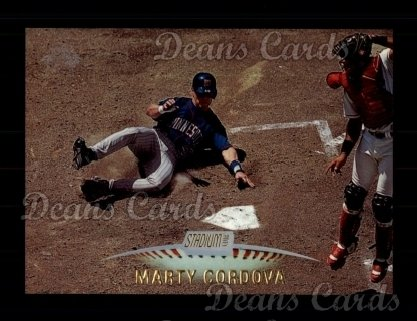 1999 Topps Stadium Club #218  Marty Cordova