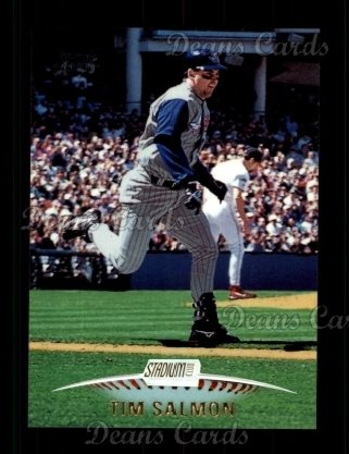 1999 Topps Stadium Club #241  Tim Salmon