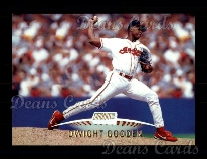 1999 Topps Stadium Club #300  Dwight Gooden