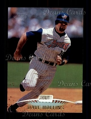 1999 Topps Stadium Club #304  Dave Hollins