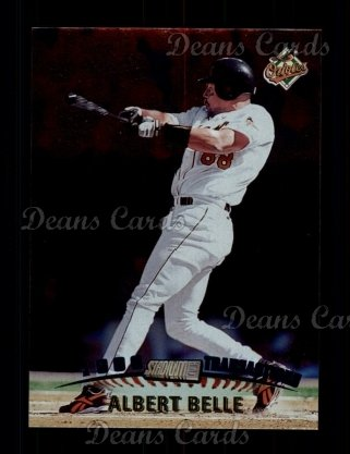 1999 Topps Stadium Club #315  Albert Belle