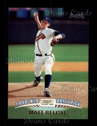 1999 Topps Stadium Club #339  Matt Belisle