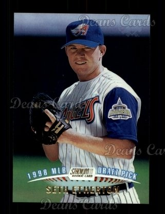 1999 Topps Stadium Club #344  Seth Etherton