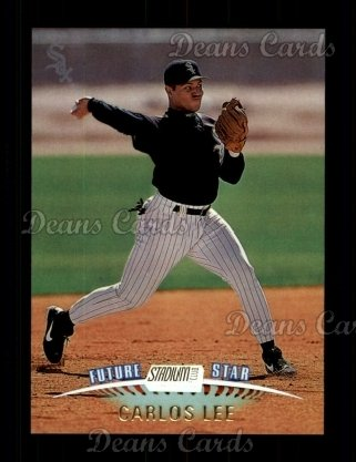1999 Topps Stadium Club #355  Carlos Lee