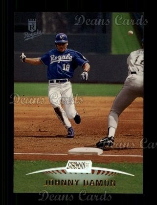 1999 Topps Stadium Club #46  Johnny Damon