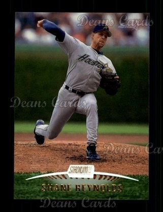 1999 Topps Stadium Club #53  Shane Reynolds