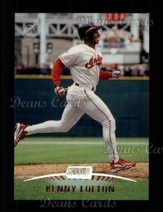 1999 Topps Stadium Club #71  Kenny Lofton