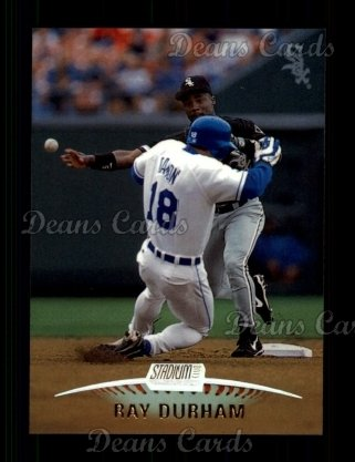 1999 Topps Stadium Club #76  Ray Durham