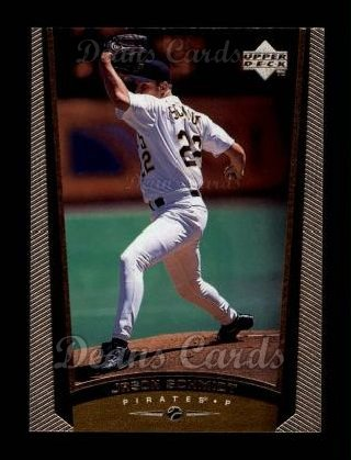 1999 Upper Deck #179  Jason Schmidt