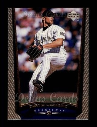 1999 Upper Deck #365  Curtis Leskanic