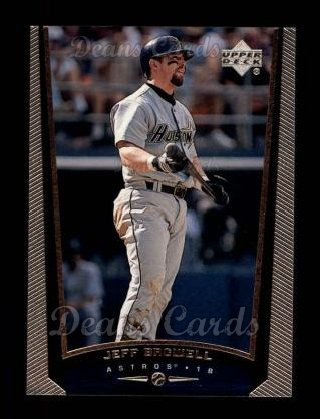 1999 Upper Deck #383  Jeff Bagwell
