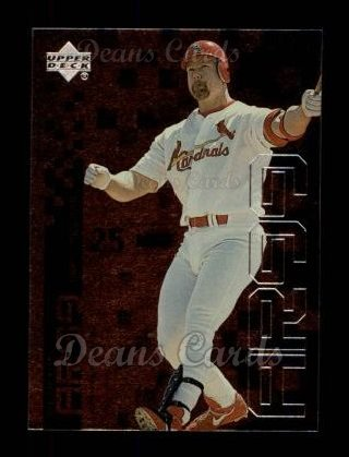 1999 Upper Deck #518   -  Mark McGwire Arms Race