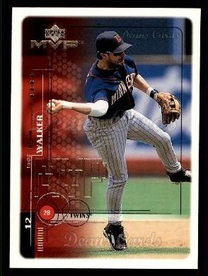 1999 Upper Deck MVP #120  Todd Walker