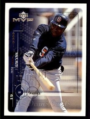 1999 Upper Deck MVP #176  Tony Gwynn