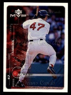 1999 Upper Deck MVP #33  Jason Varitek